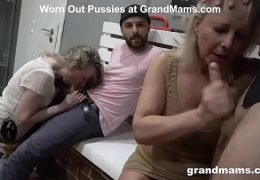 Looking for Club Grannies