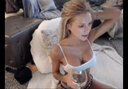 sexy blonde teases on webcam FULL – passioncamgirls.com